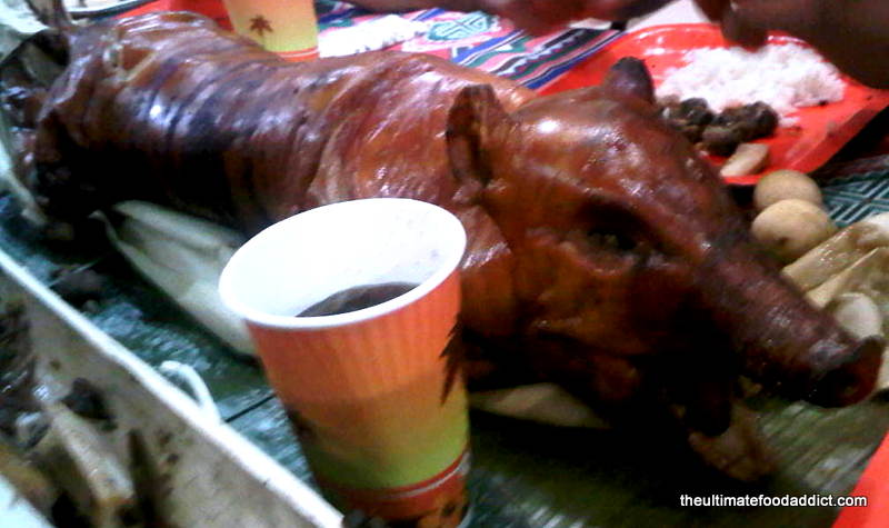 Beko's Spicy Lechon Biik (Davao City)