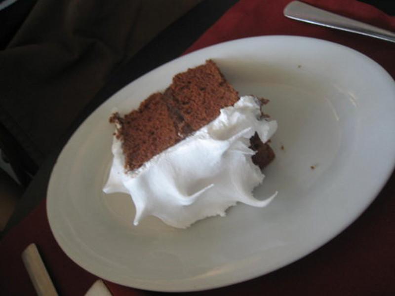 Devil's foodcake