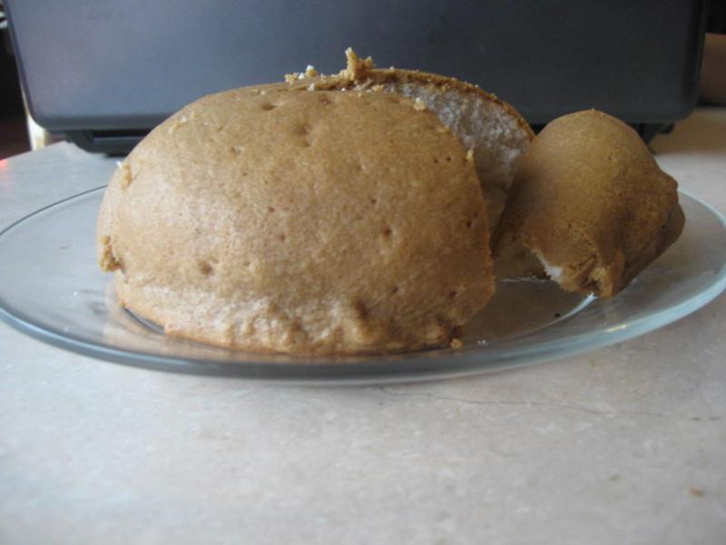 The famous Kopi bun