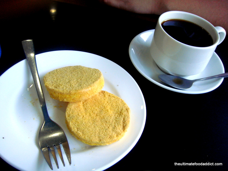 Silvanas and Brewed coffee