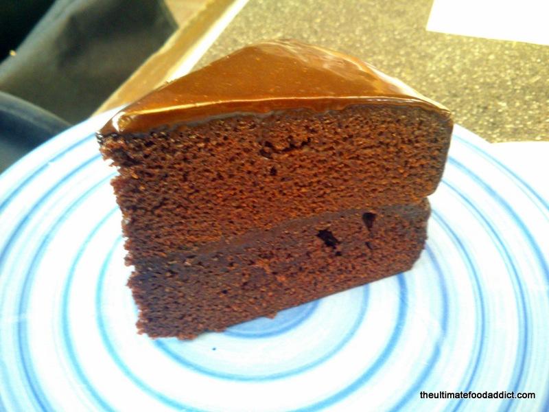 That Xocolat Cake